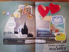 Collage and keep - Siel Verhanneman - eigen wereld