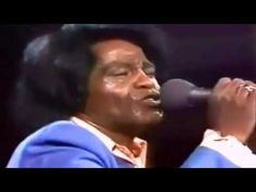 """James Brown on Late Night w/ David Letterman 1982 performing """"Sex Machine"""" and """"There Was a Time"""""""