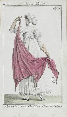 c. 1802 costume Parisien 457.