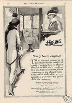 Detroit Electric Car (1914)