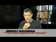 Giubileo e Massoneria … parlano dei massoni |-----------> Vi invito TUTTI a guardare e ascoltare MOLTO ATTENTAMENTE questa puntata di «Diritto di cronaca», andata in onda il 10 dicembre 2015 su ...
