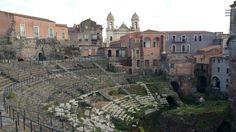 Parco Archeologico Greco Romano di Catania, Catania: