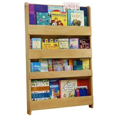 Buy Childrens Toy Storage And Bookcase Unit At Argoscouk Your - Childrens bookshelves