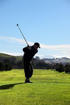 Ven a la escuela de golf infantil del Abra de Pas - CANTUR – Sociedad Regional Cántabra de Promoción Turística - Cantabria
