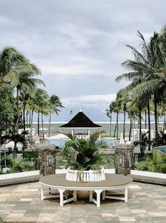 Places I Love: Heritage Le Telfair Luxushotel Mauritius Yoga Golf Wellness Mauritius, Spa, Wellness, Patio, Places, Outdoor Decor, Home Decor, Exotic, Luxury