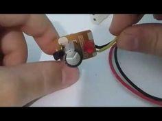 Como fazer circuito pisca-pisca para um LED. - YouTube