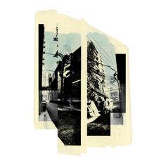Neithan Freise /// brick collage