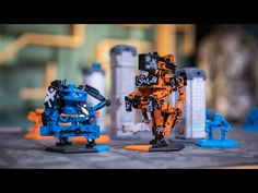 Show and Tell: Weta Workshop's Giant Killer Robots Board Game: Tested Show and Tell: Weta Workshop's Giant Killer Robots Board Game…