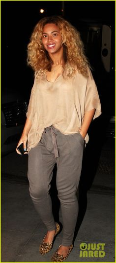 Beyonce - Upper West Side, NYC  Credit: SplashNewsOnline