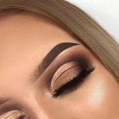 Over 100 stunning eye makeup ideas - Eye MakeUP - # stunning . - Over 100 stunning eye makeup ideas – Eye MakeUP – - Makeup Guide, Eye Makeup Tips, Smokey Eye Makeup, Makeup Tools, Makeup Inspo, Makeup Brushes, Makeup Ideas, Bronze Eye Makeup, Makeup Tutorials