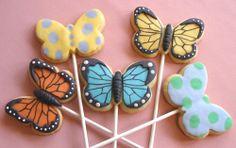 Cookie Pop butterflies
