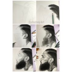 Drawing #Nipsey yhussle