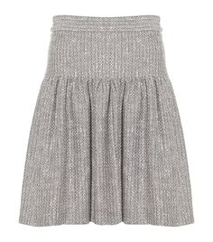 Red Valentino Bouclé Skirt | Harrods