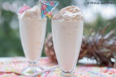 Tropical protein fluff | Freud and Fries