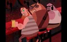 Samurai Jack. Wish they would come out with more.