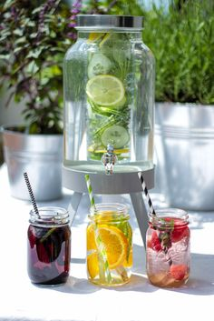 Spice Up Your Drinking Habits.