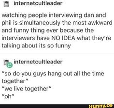 tumblr, danandphil, amazingphil, danisnotonfire, phan