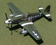 Gemini Aces North American P-51B Mustang 8th Air Force 355th FG GAUSA2006