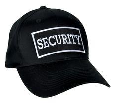 Five Nights at Freddy's Security Guard Hat Baseball Cap Alternative Clothing Fazbear Pizza