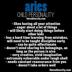 Aries Horoscope Meaning
