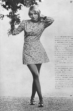 Miniskirts years 60s 70s • Minidress pictures gallery years sixties seventies - Galleria immagini minigonne anni 60 70