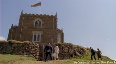 Between Naps on the Porch | Doc Martin-itis and Dreamy Doyden Castle | http://betweennapsontheporch.net