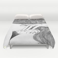 #Society6 #DanByTheSea #home #bed #bedding #bedroom #decor #decoration #style #curator #interior #duvet #room