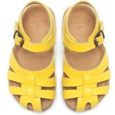 Yellow Zara Sandals £17.99