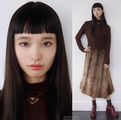 Yuka Mannami 萬波ユカ モデル