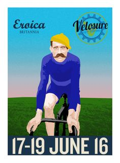 Not long left until Eroica Britannia! We can't wait! #cycling #eroica #vintage