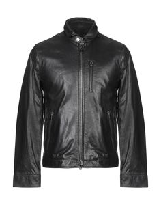John Varvatos Leather Jacket In Black John Varvatos, Leather Jacket, Turtle Neck, Mens Fashion, Long Sleeve, Jackets, Clothes, Collection, Shopping