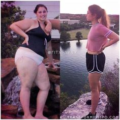 People take to weight loss programs to consciously lose body mass in an effort to change their appearance or to improve health and fitness. Weight Loss Goals, Best Weight Loss, Healthy Weight Loss, Weight Loss Journey, Lose Weight, Before After Weight Loss, Before And After Weightloss, Female Fitness Transformation, Weight Loss Transformation
