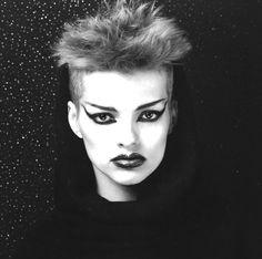 Nina Hagen by Brad Bradson, 1983