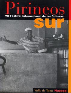 Cartel Pirineos Sur 1998 (edicion VII)