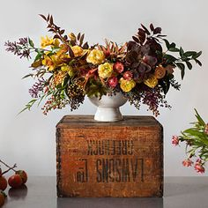 Autumn beauty: how to make a stunning fall floral arrangement
