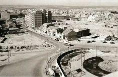 Plaza Castilla, años 40