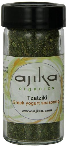 Ajika Organic Tzatziki - Greek Yogurt Seasoning, 1.6-Ounce >>> Discover this special product, click the image : Amazon fresh