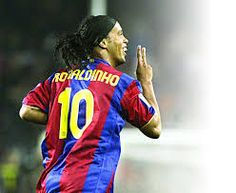 Still don't believe #Ronaldinho is a great player? Here's a compilation of his best moments: