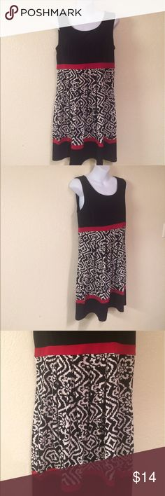 En Focus Studio Black And Red Zebra Print Dress 12 En Focus Studio Black And Red Zebra Print Dress 12 En Focus Studio Dresses