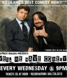 Yes! We Have Comedy! Comedy Events, Comedy Nights, Guys, Sons, Boys