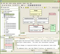 ArgoUML is the leading open source UML modeling tool and includes support for all standard UML 1.4 diagrams.