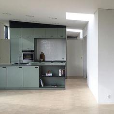Light Olive køkken by &shufl #andshufl #lightolive #onv #nytkøkken #ikea #ikeahack