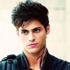 "Matthew Daddario for Ezra ""Jinx"" Helm"