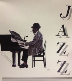 3e66c585c8e jazz (I have this picture framed in black on my wall) Love it.