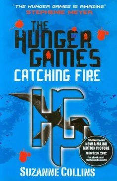 Catching Fire (Hunger Games, Book 2) by Suzanne Collins http://www.amazon.co.uk/dp/1407109367/ref=cm_sw_r_pi_dp_8DgFub1DQDXTJ