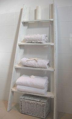 Ideas para decorar baños   Estilo Escandinavo