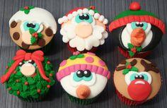 Resultados de la Búsqueda de imágenes de Google de http://www.louisemakescakes.com/userimages/Christmas%2520Cupcakes.JPG