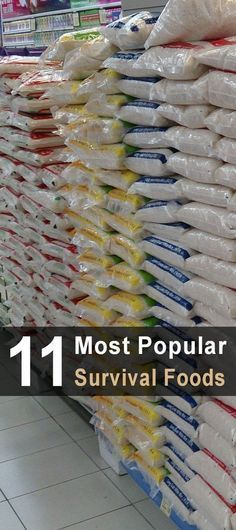 When it comes to disaster preparedness, there is a reason certain survival foods have remained so popular in survivalist circles.