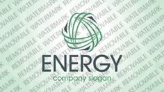 Energy Solaris Logo Templates by Logann