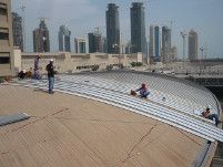 Standing Seam Metal Roof Made In Us Extreme Zinc Sea Zinc And Sand Standing Seam Sand Metal Roof